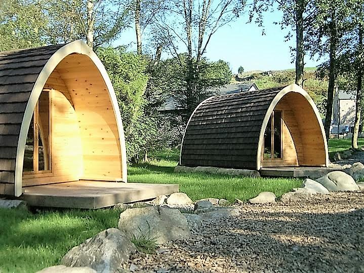Glamping Pods Pure Portugal