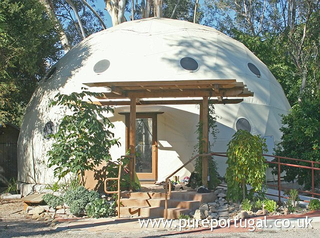 Geodesic Domes Pure Portugal