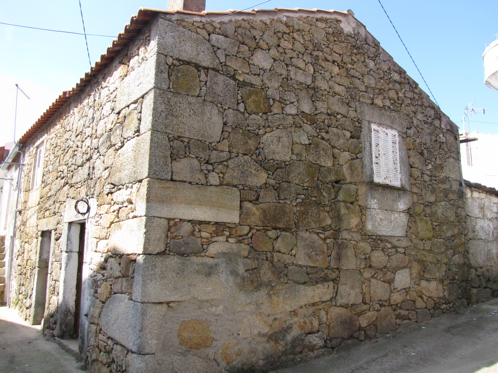 Jla17 Village Stone House Pure Portugal